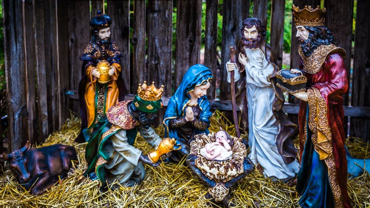 Seriously, Think About Baby Jesus this Christmas