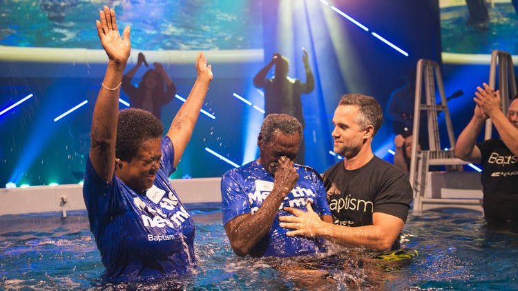 What Do I Do After Baptism?