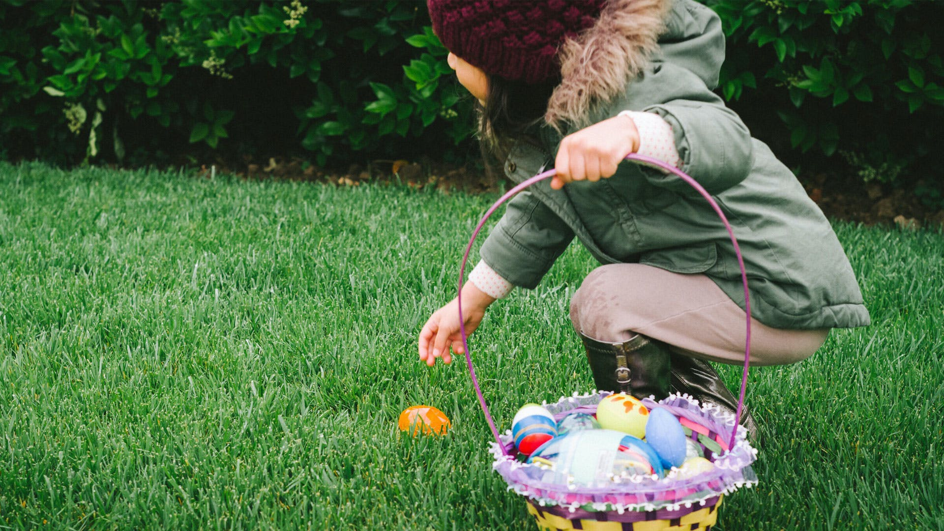 Can Eggs and Bunnies Tell the Easter Story for Kids?