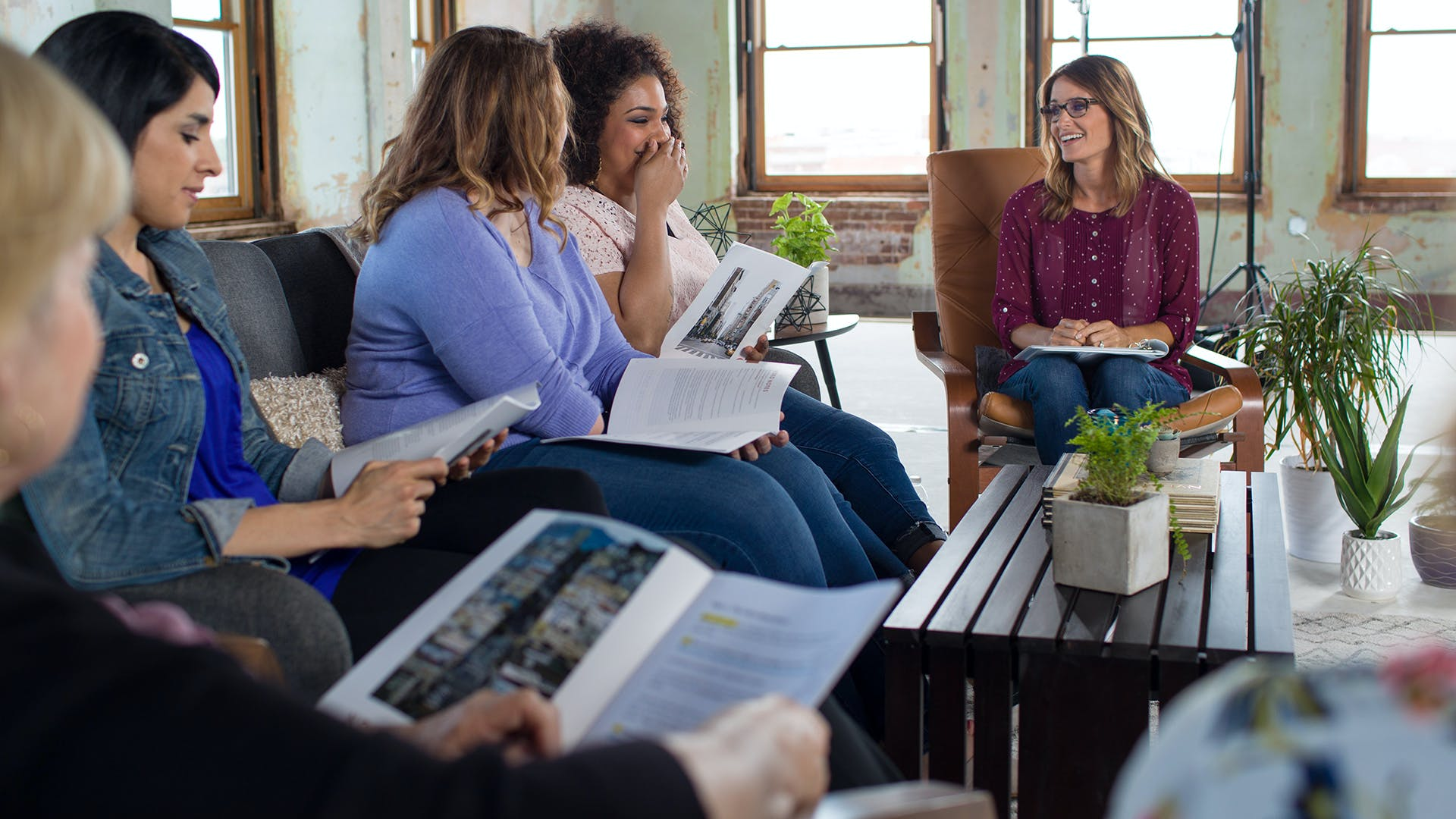 Amy Groeschel: Why Women's Bible Studies Are Some of My Favorite Times