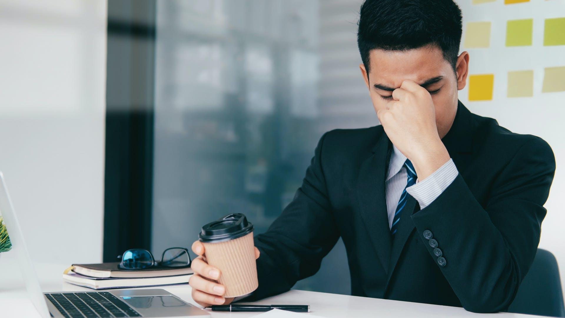 The Solution to Your Work Stress May Not Be About Work