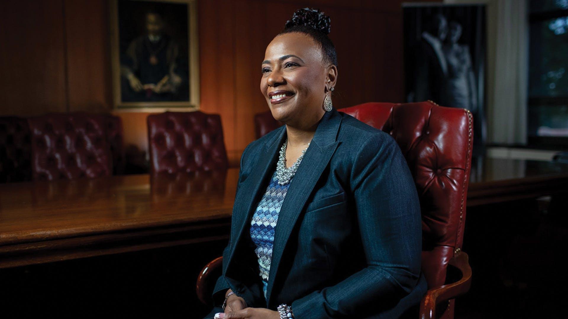I Thought I Understood Forgiveness, Then I Met Dr. King's Daughter: Bernice King